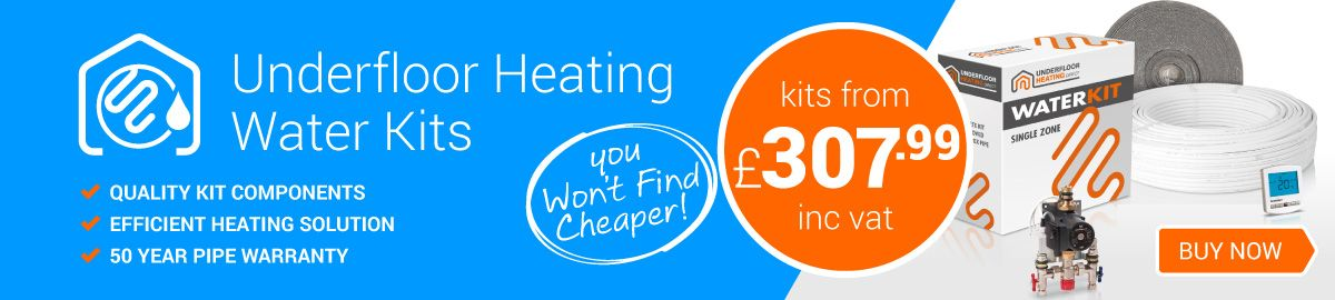 Underfloor Heating Water Kits