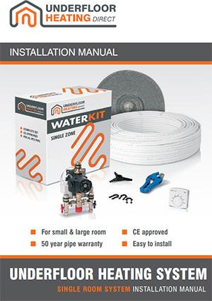 Underfloor Heating Direct How To Install